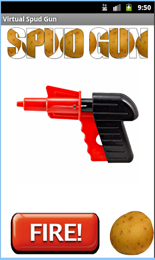 Virtual Spud Gun Potato Gun
