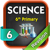 Science Revision Primary 6 T2