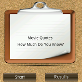 Movie Trivia Quiz