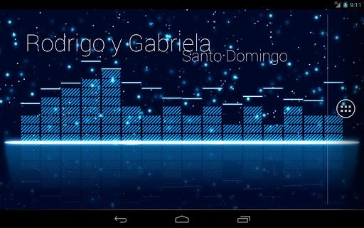 Audio Glow Live Wallpaper  screenshots 18