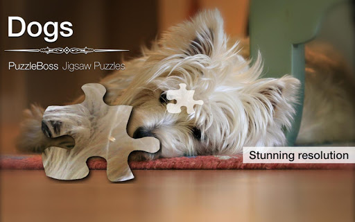 Dog Jigsaw Puzzles Demo