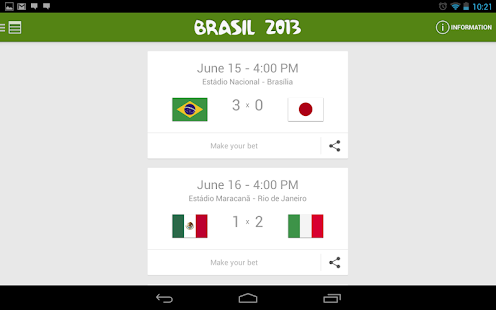 Confederations Cup Brazil 2013 - screenshot thumbnail