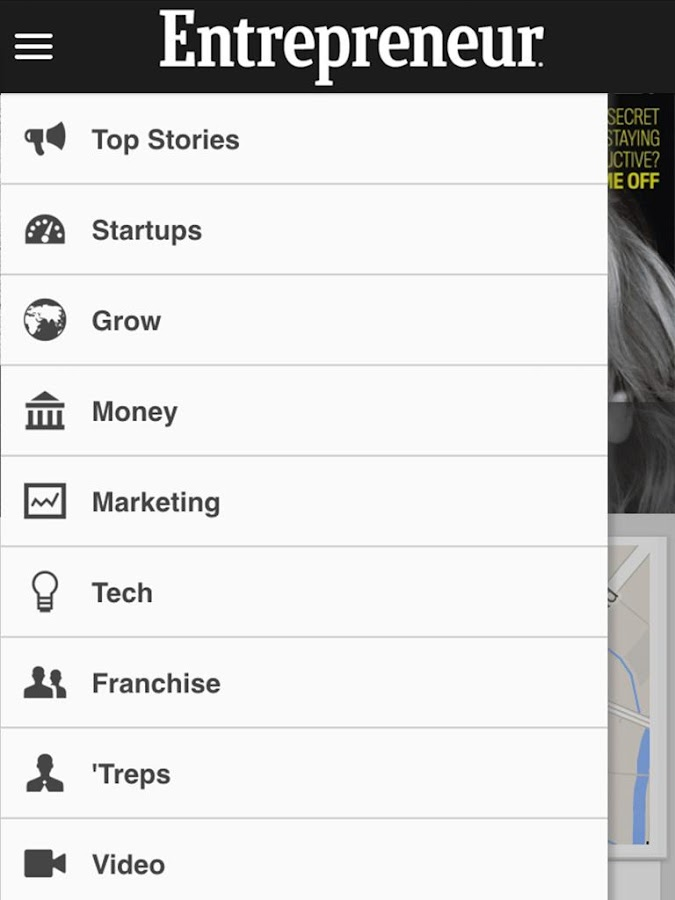Entrepreneur Daily- screenshot