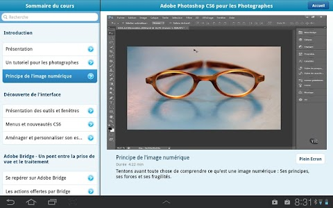 Tuto Photoshop Photographes screenshot 1