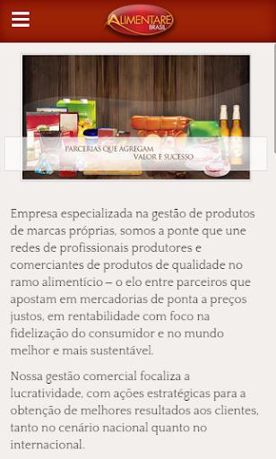 Alimentare Brasil