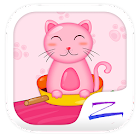 Pinky Kitty Theme - ZERO icon