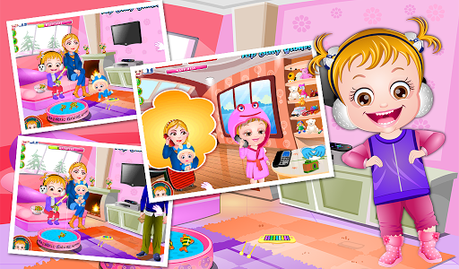 Baby Hazel New Year Bash  {cheat|hack|gameplay|apk mod|resources generator} 1