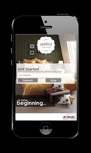 Portico mLoyal App