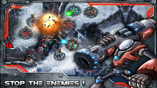 Galaxy Defense 2: Transformers v1.0.0.4