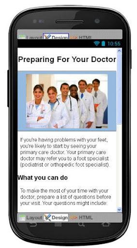 【免費醫療App】Bunions Disease & Symptoms-APP點子