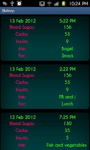 D.O.T. Beta (Insulin Calc)- screenshot thumbnail