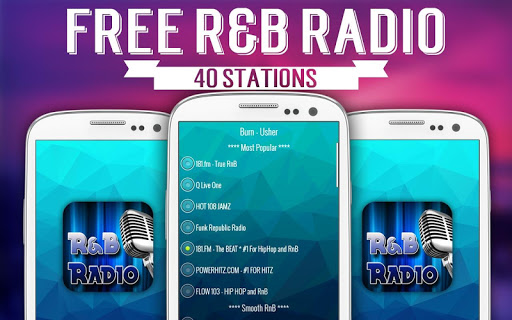 Free RnB Radio 3.3 screenshots 6