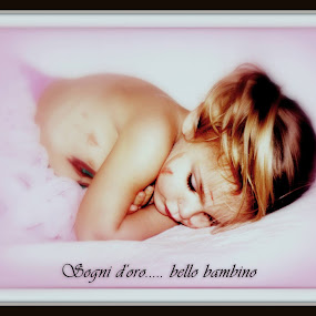 by Sherri Perkins - Babies & Children Child Portraits ( children dreams baby sweet girl )