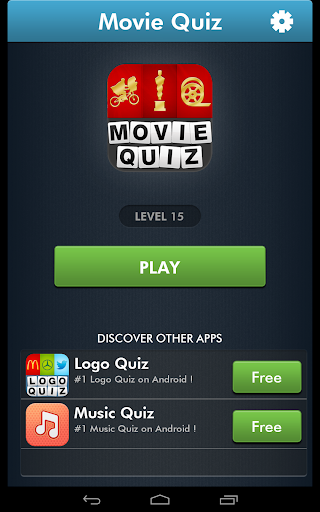 Movie Quiz screenshot