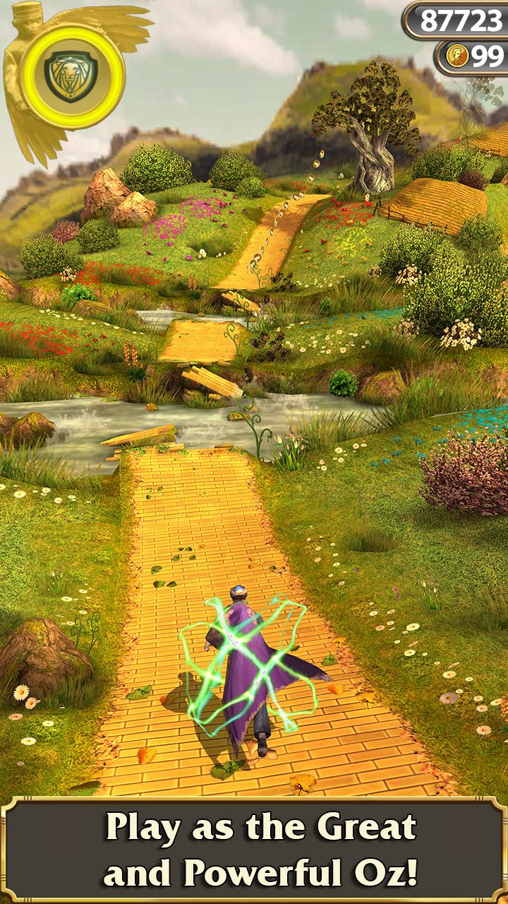 Temple Run: Oz screenshot #4