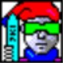 A SkiFree Clone icon
