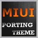 MIUI Porting theme icon