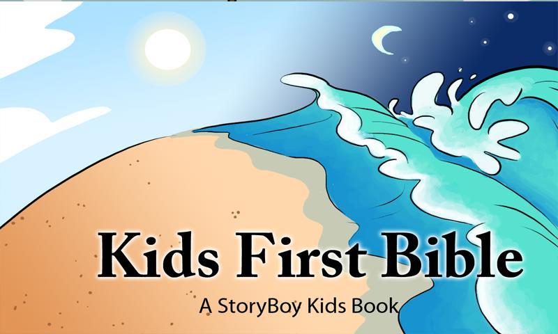 Kids First Bible - screenshot