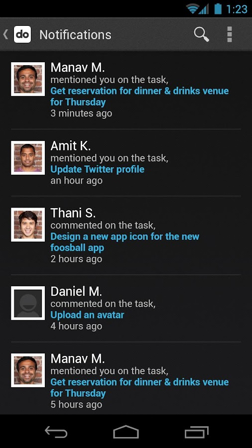 Do Social Productivity - screenshot