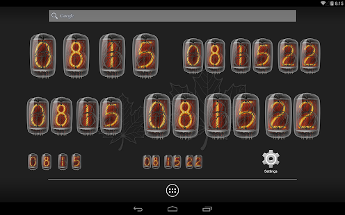 How to mod Animated Nixie clock widget 1.02 apk for laptop
