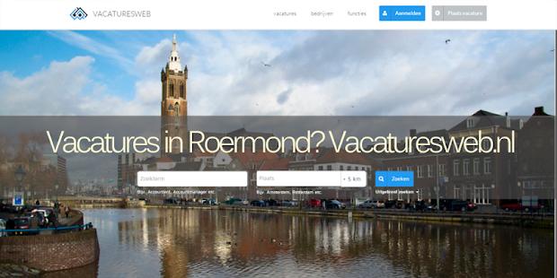 Roermond: Werken & Vacatures - screenshot thumbnail