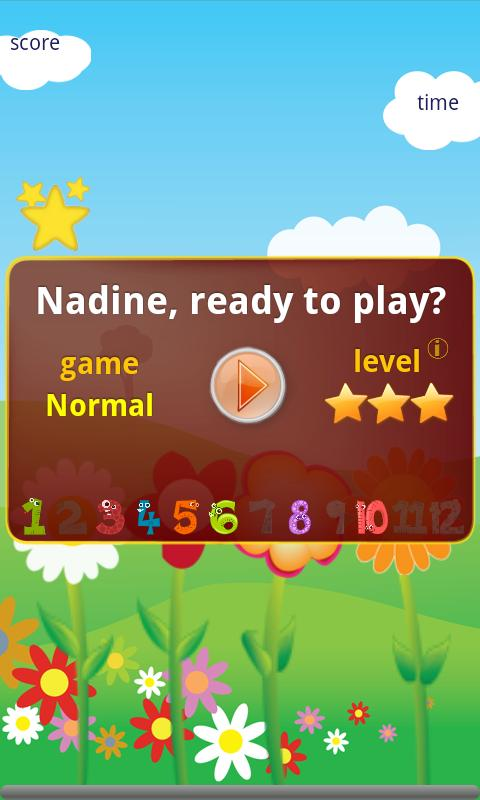 Times Tables Game (free) screenshot #1