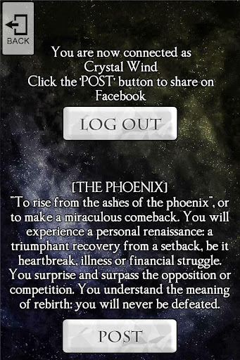 Crystal Wind Oracle Cards Apk Download 6