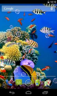 玩免費個人化APP 下載Aquarium Live Wallpaper app不用錢 硬是要APP