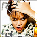 Rihanna Music icon