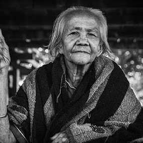 Grandma by Alan Fadlansyah - People Portraits of Women ( fadlansyah )