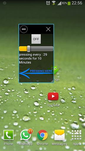 Auto Clicker 2.11 screenshots 4
