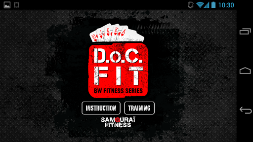 DoCFIT Bodyweight Workout Pro