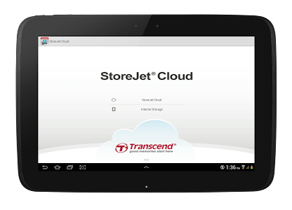 StoreJet Cloud 10K screenshot 5
