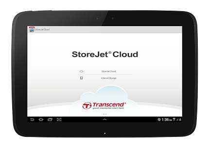 StoreJet Cloud - screenshot thumbnail