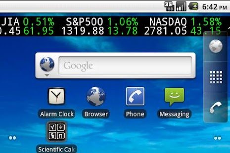 Stock Ticker Pro - screenshot thumbnail