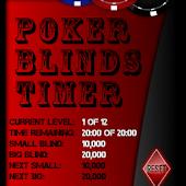 Poker Blinds Timer