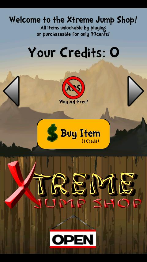 Jump Ball Xtreme - screenshot
