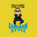 PSY Gangnam Style icon