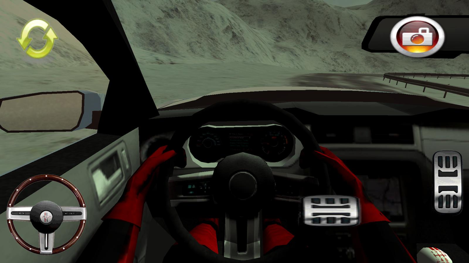 Mustang Car Games Unblocked