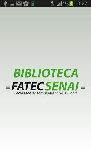 FATEC MT - Biblioteca