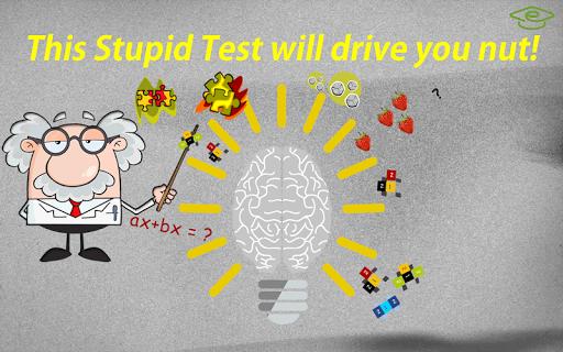 玩免費解謎APP|下載愚蠢的测试 app不用錢|硬是要APP