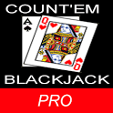 Count'em Blackjack PRO icon