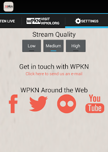 WPKN Live- screenshot thumbnail