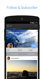 Mobli - Share Photos & Videos! - screenshot thumbnail