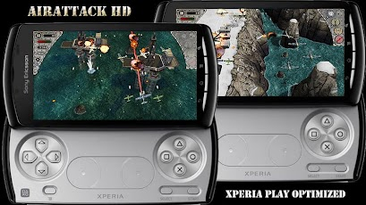 AirAttack HD v1.4 apk game