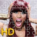 Nicki Minaj Jigsaw HD 2 logo