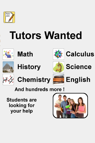 Tutor Jobs