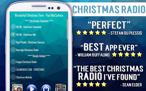 Christmas Radio 3.0 screenshots 1