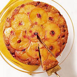 Cran-Apple Upside Down Cake