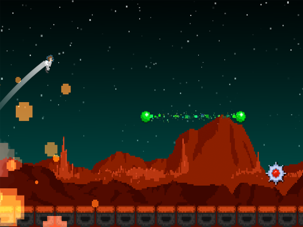 Jupiter Jump screenshot #6